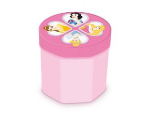 Pouf de rangement 'Disney Princesse'