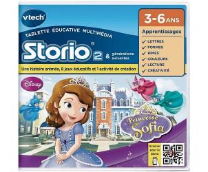 Jeu éducatif Storio : Princesse Sofia