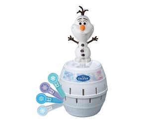 Bonhomme de neige Pop Olaf