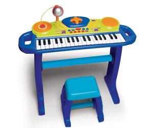 Clavier électronique lumineux avec siège