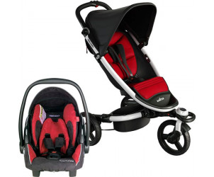 Poussette duo Babyzen + coque auto young profi plus