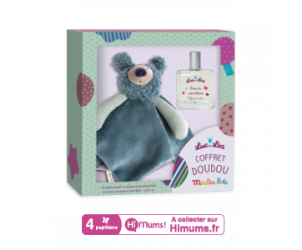 Coffret doudou Moulin Roty