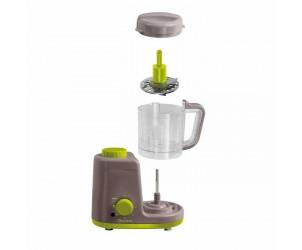 Robot Mixeur Cuiseur Bébé 4 en 1 - DOP174 Taupe