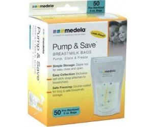 Sachet lait maternel Pump & Save