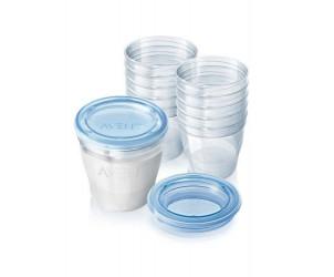 Sacs pour lait maternel