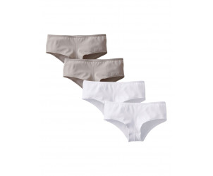 Shorties de grossesse microfibre (x4)