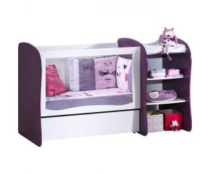 lit chambre transformable pop 120x60 sauthon avis. Black Bedroom Furniture Sets. Home Design Ideas