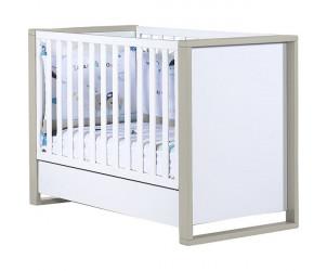 Lit bébé 60 x120 cm non transformable