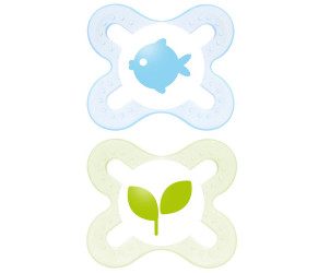 Sucette Naissance Nature 0-2 mois