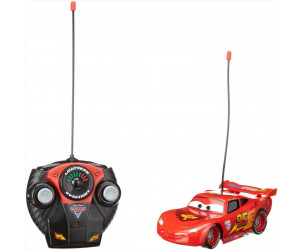 Voiture radiocommandée Flash McQueen Cars