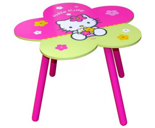 Table fleur Hello Kitty