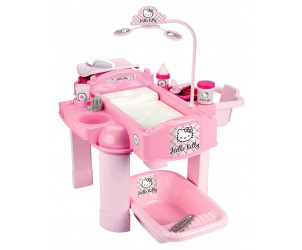 table langer nursery hello kitty ecoiffier avis. Black Bedroom Furniture Sets. Home Design Ideas