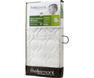 matelas b b bambou climatis 60 x 120 cm bellemont avis. Black Bedroom Furniture Sets. Home Design Ideas