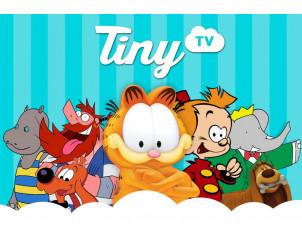 Application pour IPhone et IPad Tiny Tv