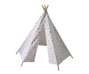Tipi enfant motifs triangles et etoiles maisons du monde for Salle de jeux maison 9 tipi enfant motifs triangles et etoiles h 145 cm
