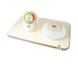 Babyphone digital et tapis détecteur de mouvement
