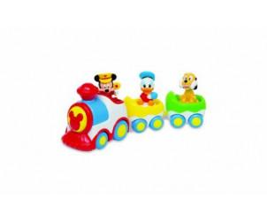 Train musical de Mickey et ses amis