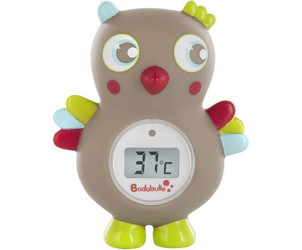 Thermomètre de bain digital Hibou