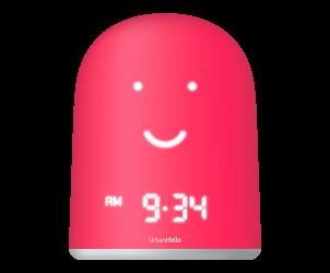 Réveil et babyphone connecté Rémi - Urban Hello