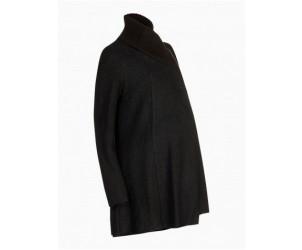 Manteau de grossesse col maille La Halle