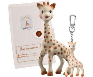 Coffret prestige so pure sophie la girafe