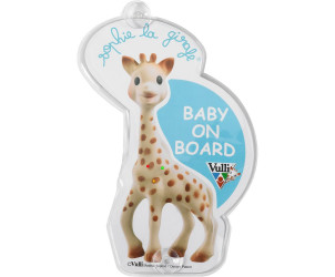 Bébé à bord Sophie la Girafe