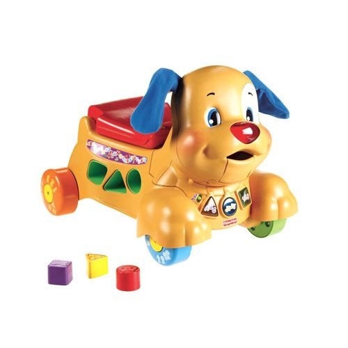 Fisher Price Trotteur trotteur puppy fisher price : avis