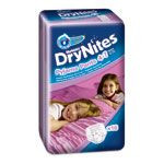 HUGGIES Drynites girl medium 17 30 kg de 16 couches