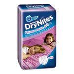 HUGGIES Drynites girl medium 17 30 kg de 16 couches