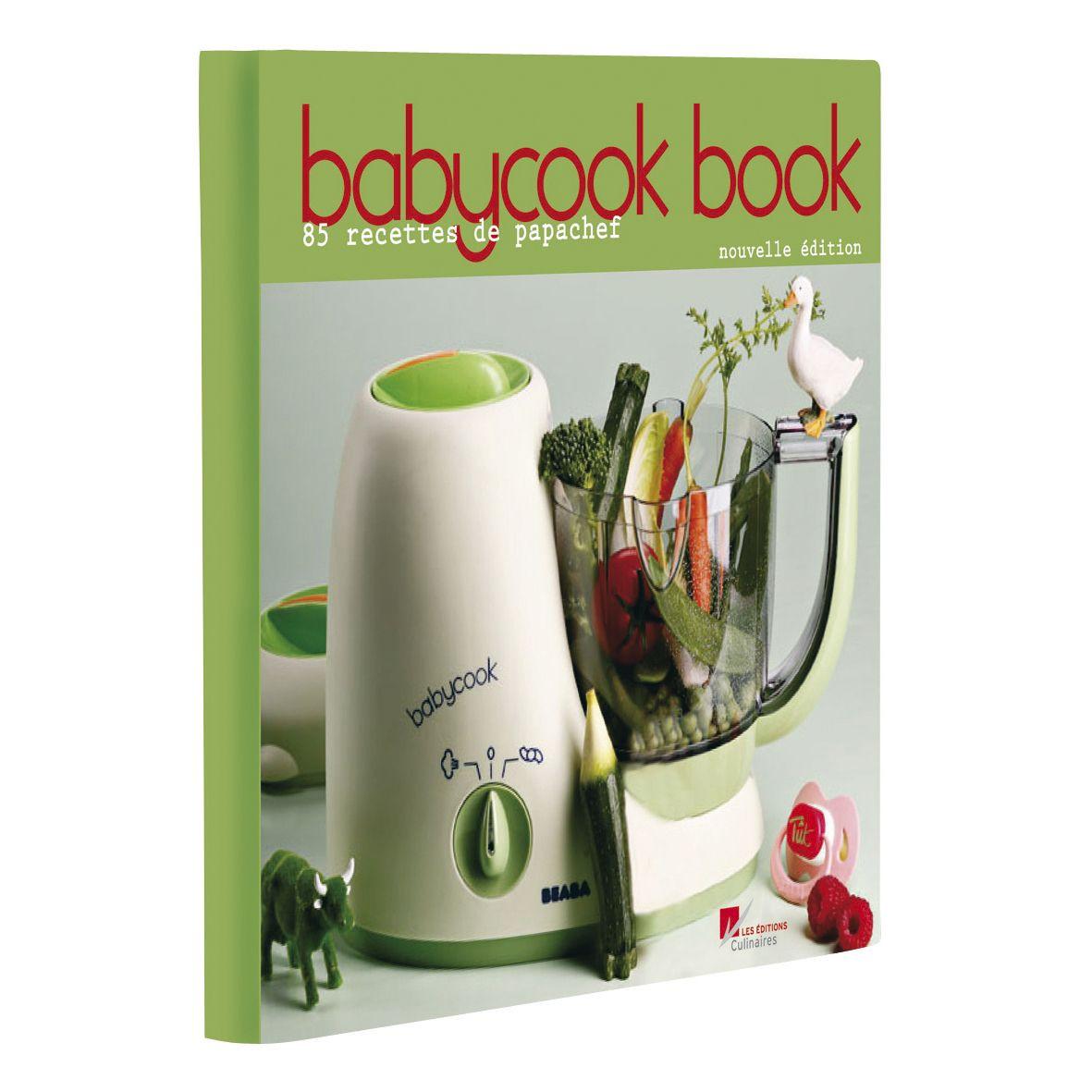 avis livre de recettes babycook beaba