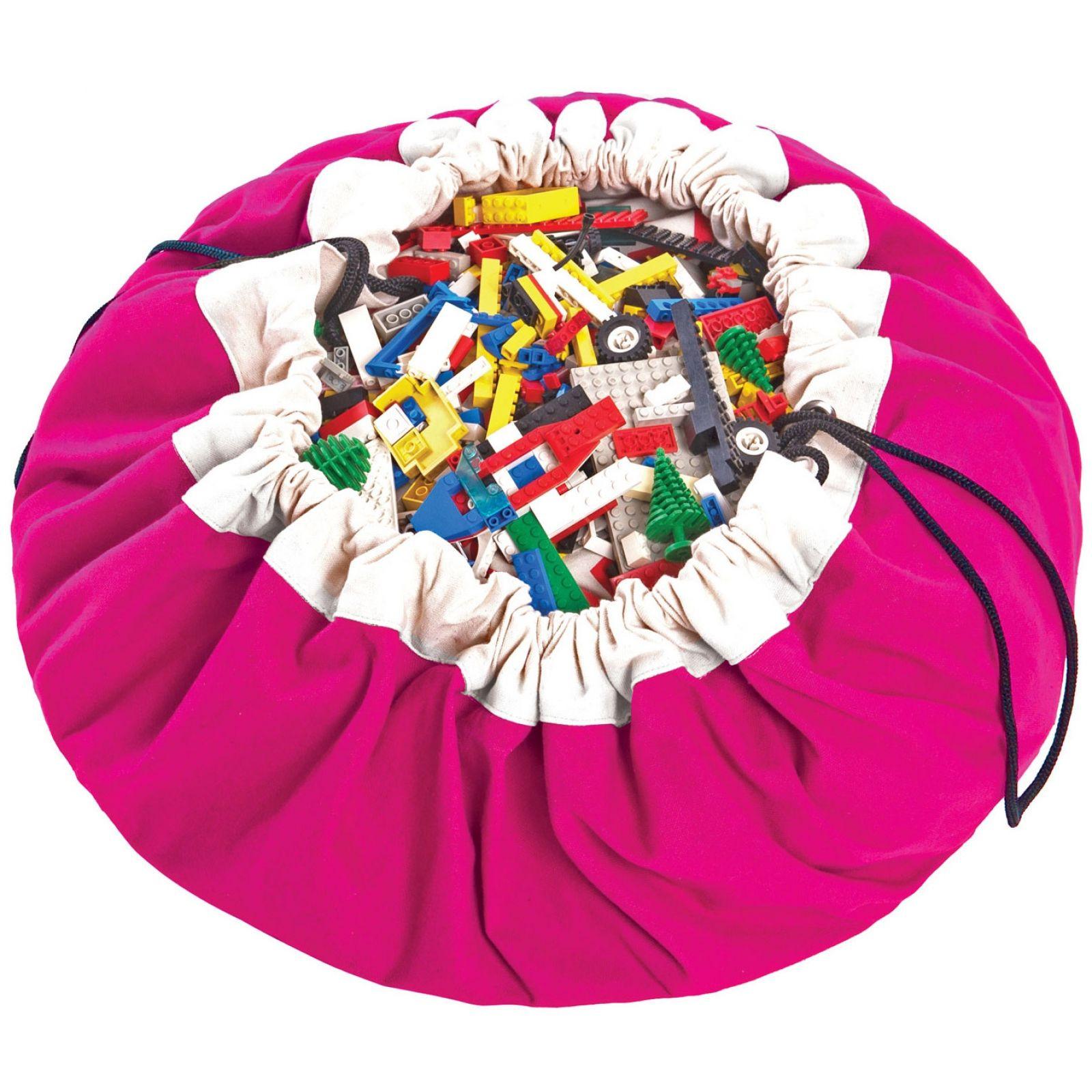Sac De Jeu Nomade sac à jouets - tapis 2 en 1 play & go : avis et comparateur