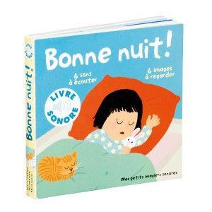 Livre Sonore Imagier Bonne Nuit Gallimard Jeunesse Avis