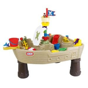 Table d 39 activit s pirate little tikes avis - Table d activite exterieur ...