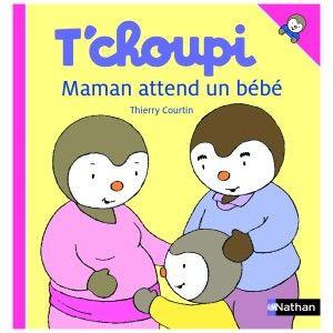 Livre Maman Attend Un Bebe T Choupi Nathan Avis Et