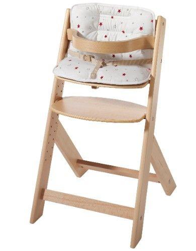 Chaise haute volutive domino r ducteur d 39 assise schardt for Assise chaise haute