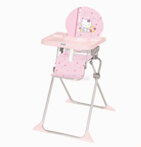 Hello kitty chaise haute junior brevi avis for Brevi chaise haute