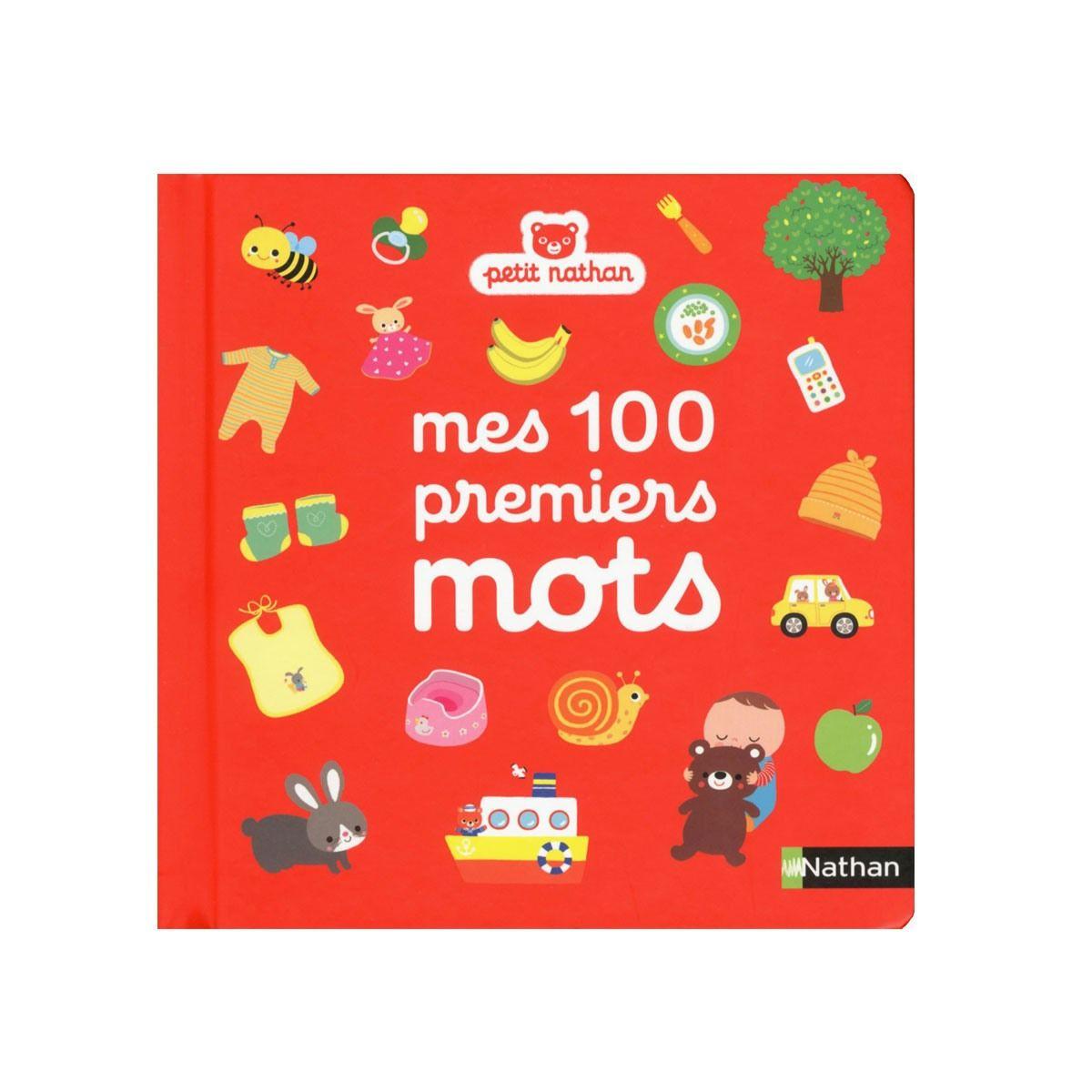Imagier Mes 100 Premiers Mots Nathan Avis Et Comparateur