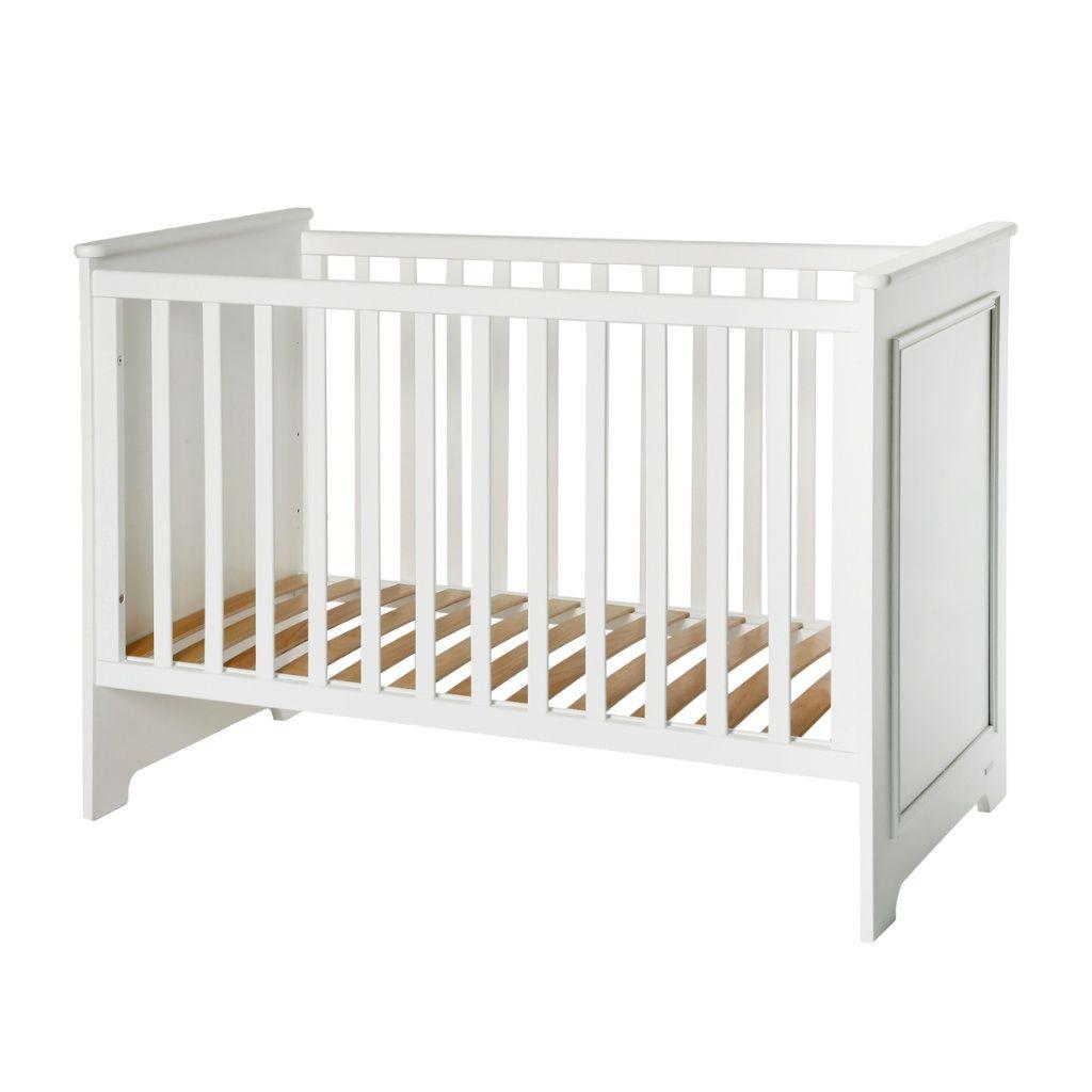 lit bebe monceau natalys avis. Black Bedroom Furniture Sets. Home Design Ideas