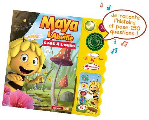 Magi Livre Interactif Maya L Abeille Vtech Avis Et