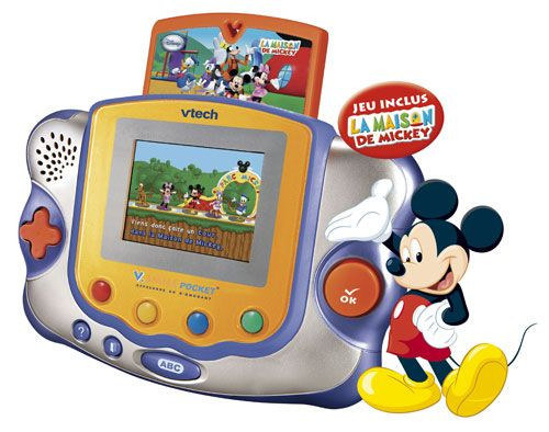Vsmile console pocket vtech avis - Console vtech vsmile pocket ...