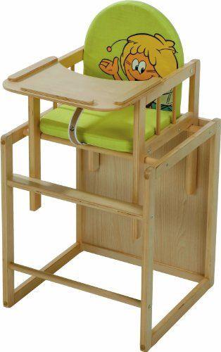 chaise haute combin e roba avis. Black Bedroom Furniture Sets. Home Design Ideas