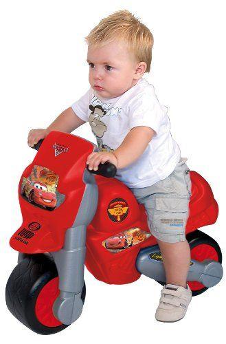 Moto porteur Cars 2 FEBER : Avis