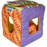 Cube de Formes en tissu