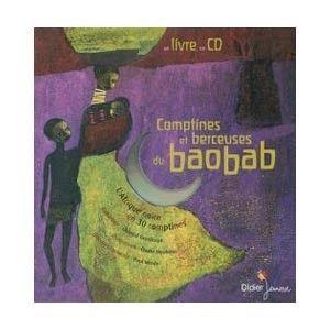 Cd Et Du Berceuses BaobabAvis Livre Comptines wX80POnk