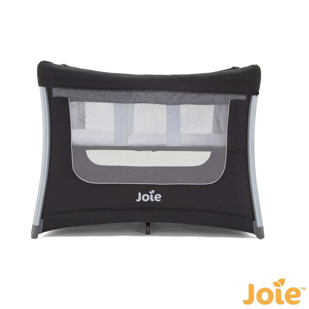 lit compact avec table langer illusion joie avis. Black Bedroom Furniture Sets. Home Design Ideas
