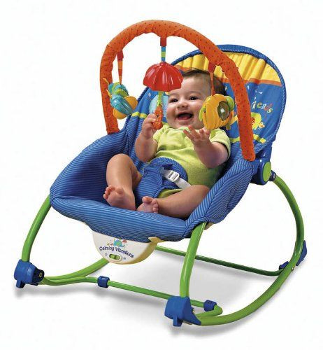 Transat multi positions volutif fisher price avis for Chaise vibrante