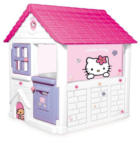 Maison sweet home hello kitty smoby avis - Maison de poupee hello kitty ...