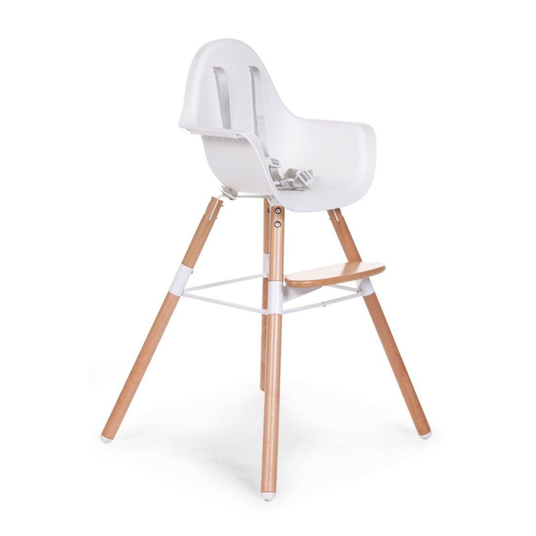 Chaise haute b b evolu childwood avis for Chaise haute bebe carrefour