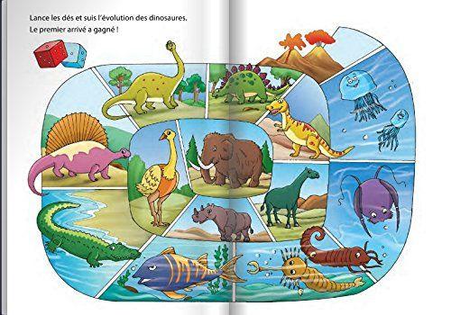 Livre Personnalise Dinosaure Dinosaure Mon Univeil