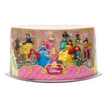 coffret deluxe 11 figurines princesses disney baby avis. Black Bedroom Furniture Sets. Home Design Ideas